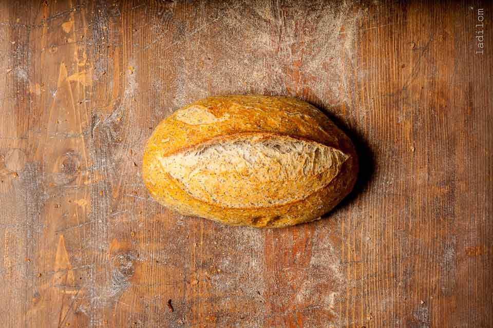 Pipacs Poppy Seed Bread