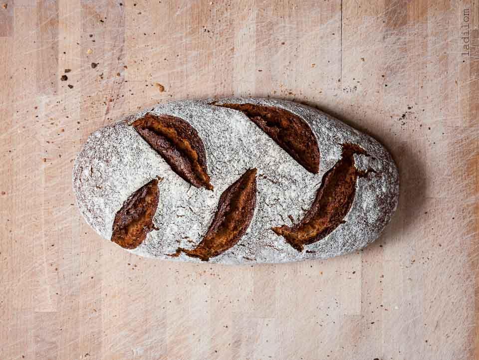Pipacs Rye Bread