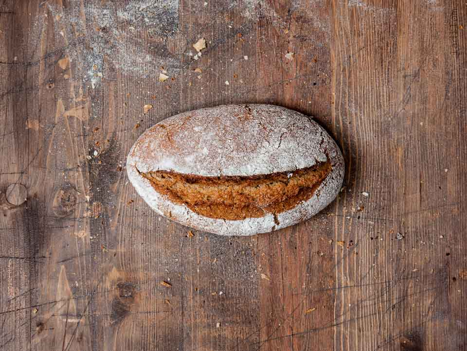 Pipacs Spelt Bread
