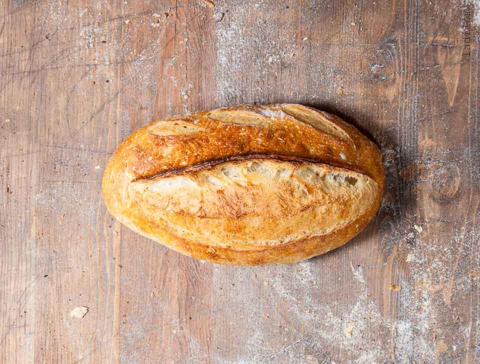 Pipacs White Bread